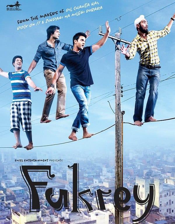 Farhan Akhtar-Ritesh Sidhwani's Fukrey to berenamed?