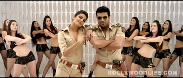 Toofan song Mumbai ke hero: Ram Charan Teja and Priyanka Chopra show some slick moves on the dance floor