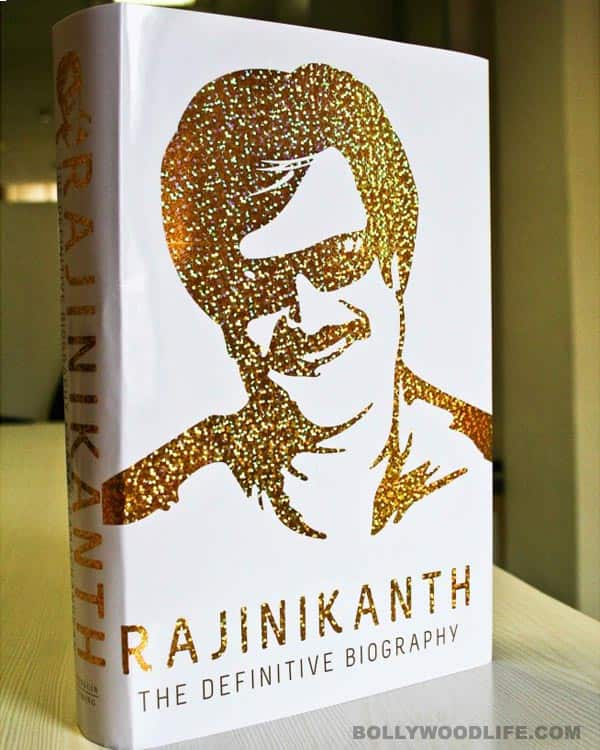 Rajinikanth – The Definitive Biography: An overdose of details