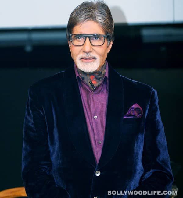 Amitabh Bachchan receives NT Rama Rao Award for contribution to Indian cinema