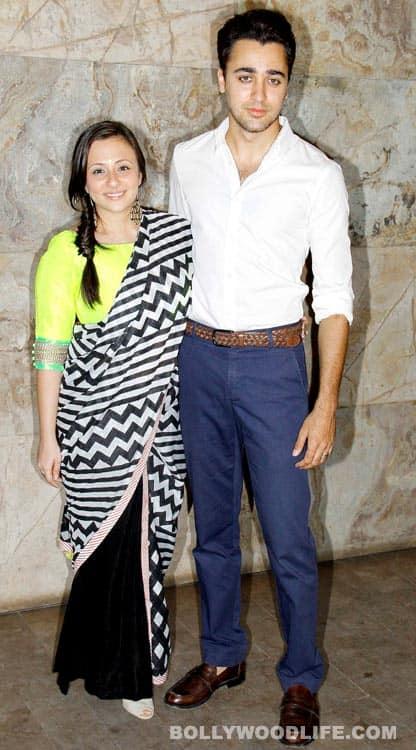 Aamir Khan and Juhi Ch...