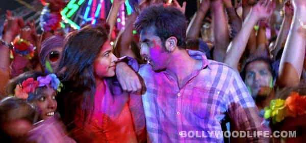 Balam pichkari song making: Ranbir Kapoor goes colourful with Deepika Padukone in this Yeh Jawaani Hai Deewani track!