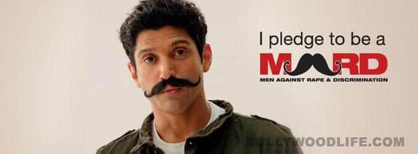 Preity Zinta, Gautam Gambhir, Adam Gilchrist sport Farhan Akhtar's MARD moustache during IPL2013