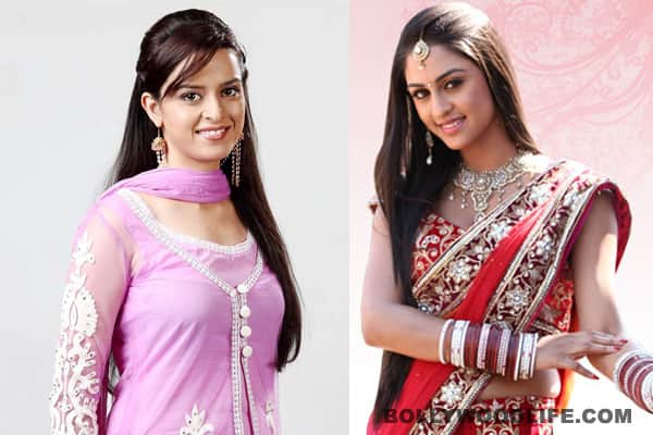 Krystle D'Souza and Ekta Kaul in Jhalak Dikhhla Jaa season 6