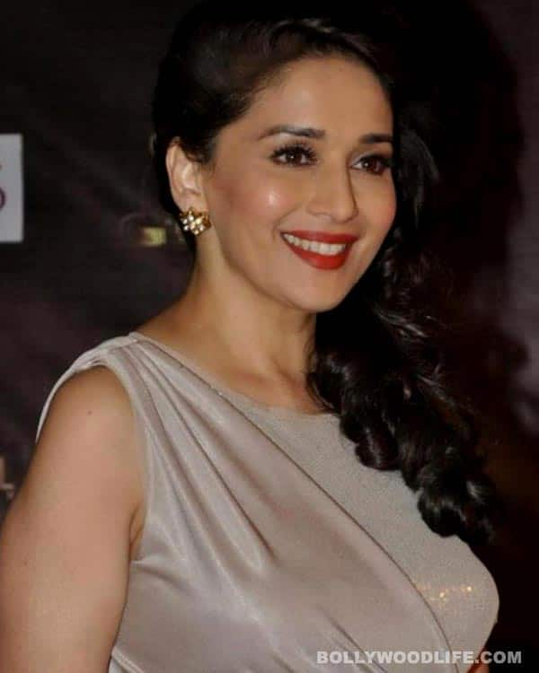 Madhuri Dixit-Nene to sing for Gulaab Gang along with mom
