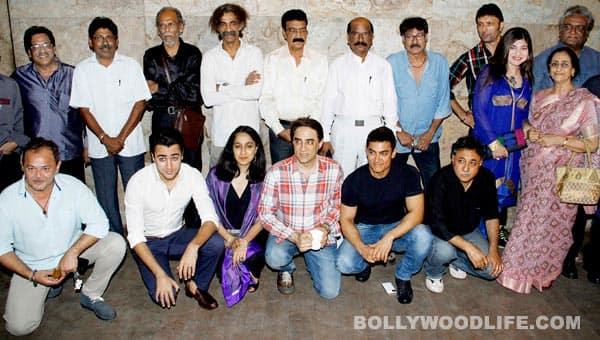 Raj Zutshi, Imran Khan, Faisal Khan, Aamir Khan, Mansoor Khan, Makrand