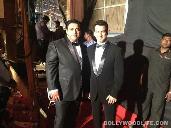 Ronit Roy and Ram Kapoor team up again for Indian Telly Awards