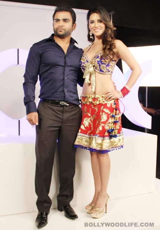Sunny Leone shoots for Sachiin Joshi's XXX project!
