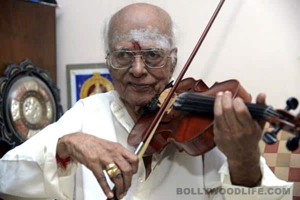 Veteran music composer TK Ramamurthy passes away at 91
