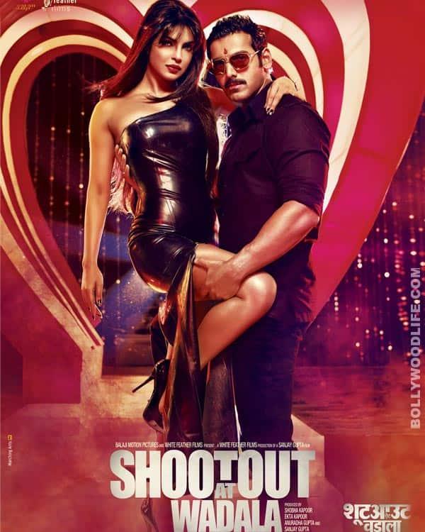 Shootout At Wadala posters: Sunny Leone, Priyanka Chopra, John Abraham, Anil Kapoor – Who looks thehottest?