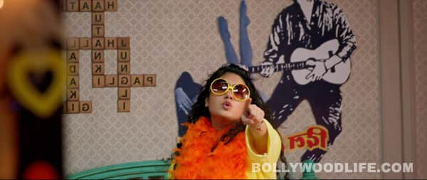 Gippi song We are like this only: Riya Vij is spunky in this foot tapping number!
