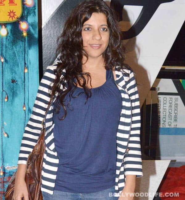Zoya Akhtar: Short films don't work in India!