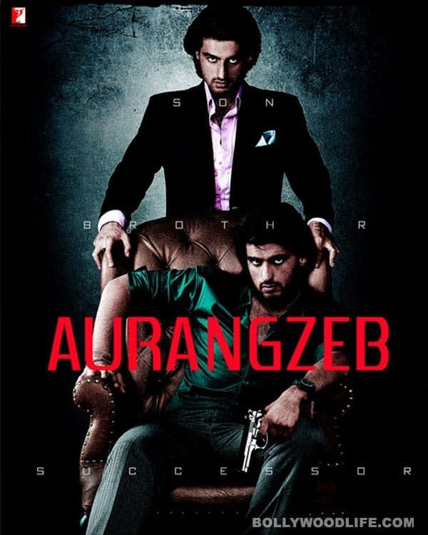 Arjun Kapoor's Aurangzeb – a welter ofinspirations?