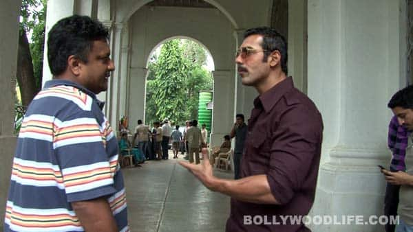 Making of Manya Surve: John Abraham on what it took to become the dreaded don!