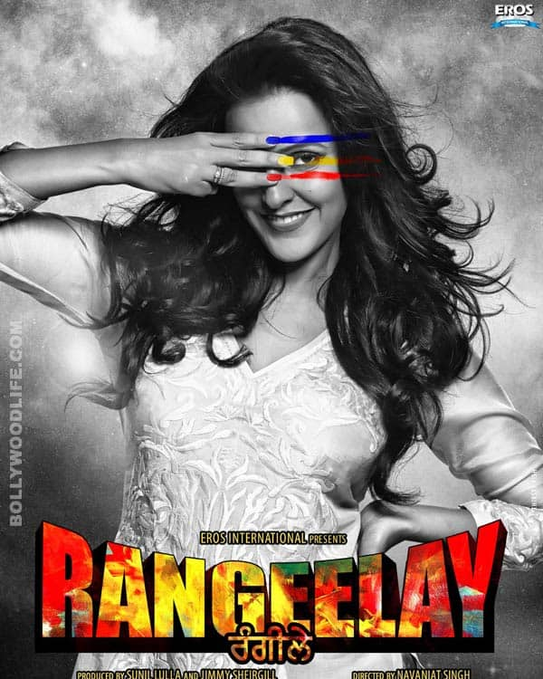 Rangeelay new poster: Neha Dhupia at her cheery best
