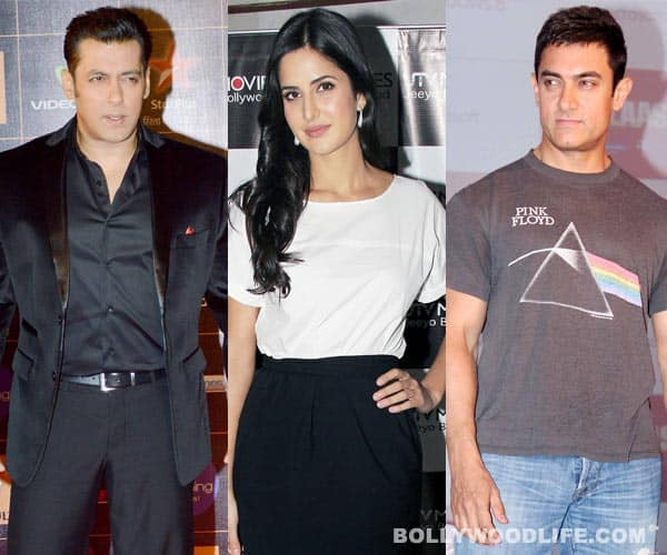 Salman Khan makes way for Aamir Khan and Katrina Kaif's Dhoom:3!