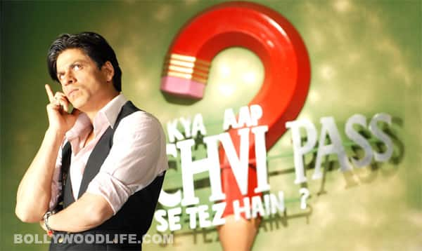 Shahrukh Khan not to host Kya Aap Paanchvi Pass Se Tez Hain season 2