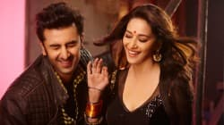 Ghagra song making from Yeh Jawaani Hai Deewani: Ranbir Kapoor says he's lucky he got to flirt with Madhuri Dixit!