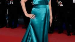66th Cannes International Film Festival: Aishwarya Rai Bachchan shines in a teal Gucci gown