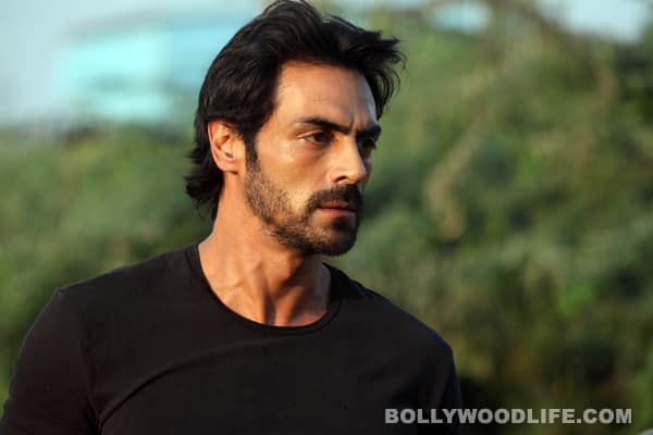 Arjun Rampal D-Day first look: The dude seems haggard and unenthusiastic as an Army man