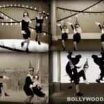 Bombay Talkies directors dance video: Karan Johar, Zoya Akhtar, Anurag Kashyap and Dibakar Banerjee shake a leg to celebrate their movie...or do they?