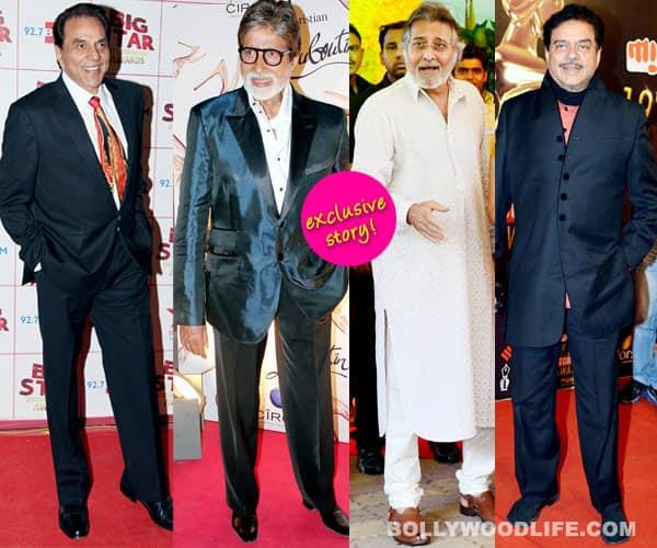 Amitabh Bachchan, Vinod Khanna and Shatrughan Sinha to attend Yamla Pagla Deewana 2 premiere!