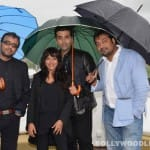 Did Karan Johar play stylist for Anurag Kashyap, Zoya Akhtar at Cannes?