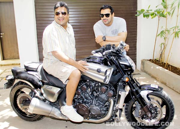 John Abraham joins hands with Sanjay Gupta once again!