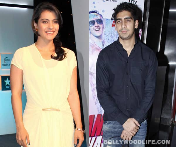 What kind of script is Ayan Mukerji writing for cousin Kajol?