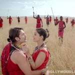 Shortcut Romeo song Khali salam dua: Neil Nitin Mukesh and Puja Gupta get cozy in the jungles of Kenya!