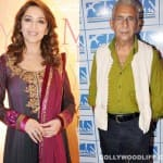 Madhuri Dixit and Naseeruddin Shah to get intimate in Dedh Ishqiya!