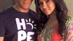 Why is Salman Khan supporting absconding Mental co-star Sana Khan?