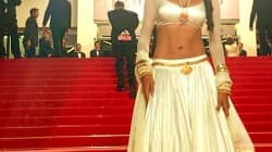 Sherlyn Chopra walks the red carpet at Cannes: View pics!
