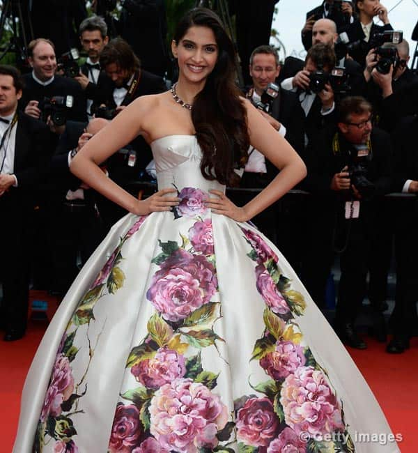 What will Sonam Kapoor be known as – actor or fashionista?