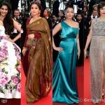 Best dressed at the 66th Cannes International Film Festival: Aishwarya Rai Bachchan, Vidya Balan, Sonam Kapoor or Freida Pinto?