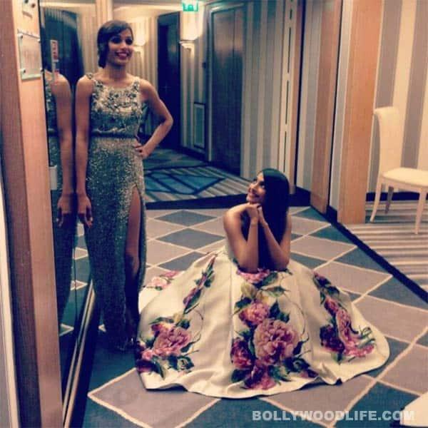66th Cannes International Film Festival: Sonam Kapoor ... Freida Pinto Instagram