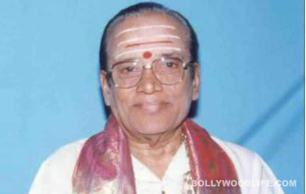 Tamil playback legend TM Soundararajan passes away