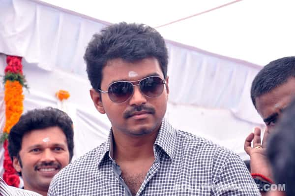Vijay-Kajal Aggarwal start work on Jilla