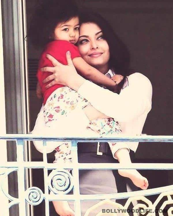 Aishwarya Rai Bachchan and Aaradhya at Cannes - view pic!