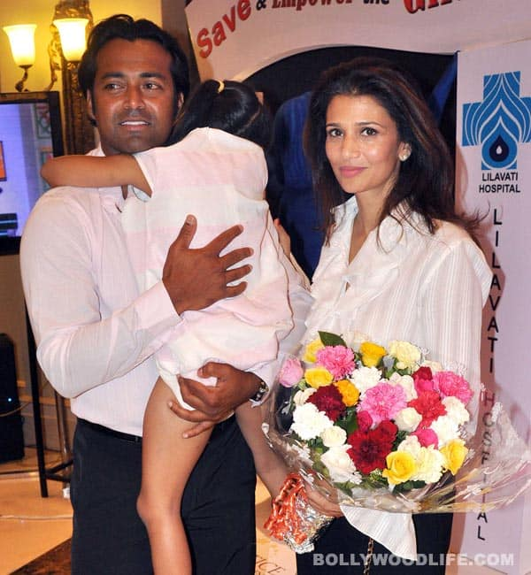 Leander Peas never married Rhea Pillai!