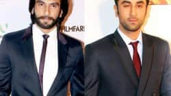 Ranveer Singh believes that Ranbir Kapoor can take on the superstars of Bollywood