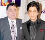 Did Rishi Kapoor take a dig at Shahrukh Khan?