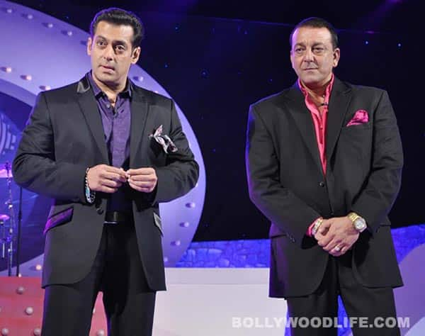 Salman Khan promises to take care of Sanjay Dutt's daughter Trishala