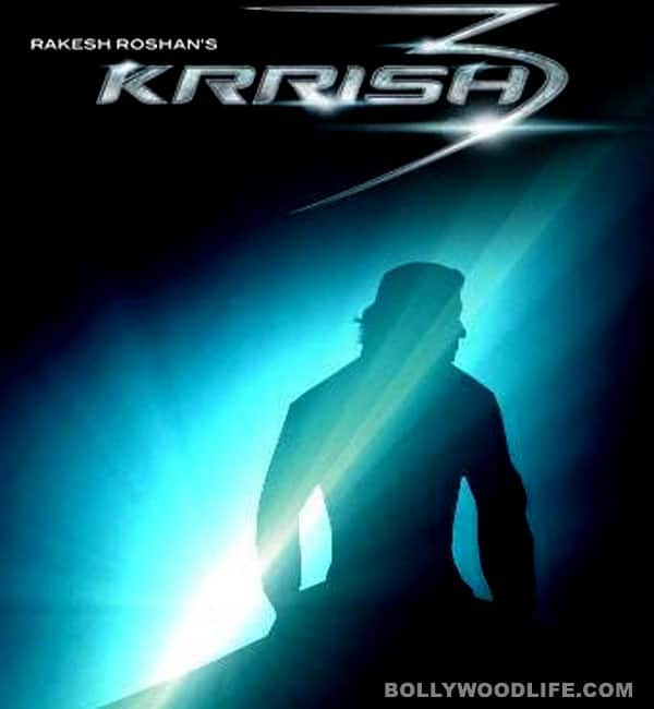 Krrish 3 teaser to be shown along with Chennai Express!
