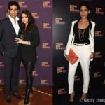 Aishwarya Rai Bachchan, Abhishek Bachchan and Freida Pinto attend Chimes for Change concert in London