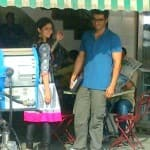Arjun Kapoor and Alia Bhatt – the geek and the hottie shoot for 2 States