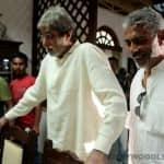 Amitabh Bachchan plays prank on Prakash Jha: Watch Satyagraha video