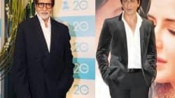Amitabh Bachchan says talks are on for movie with Shahrukh Khan