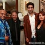 Abhishek Bachchan meets Al Pacino in London: view pic!