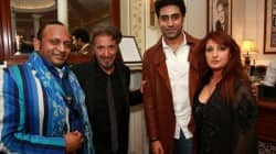 Abhishek Bachchan meets Al Pacino in London: view pic!